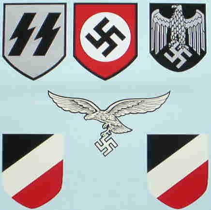 ナチデカールシール