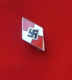 ヒトラーユーゲントバッチ一般
