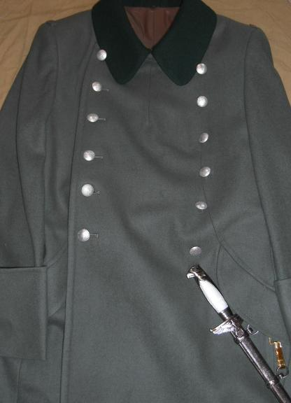 36型将校ロングコート