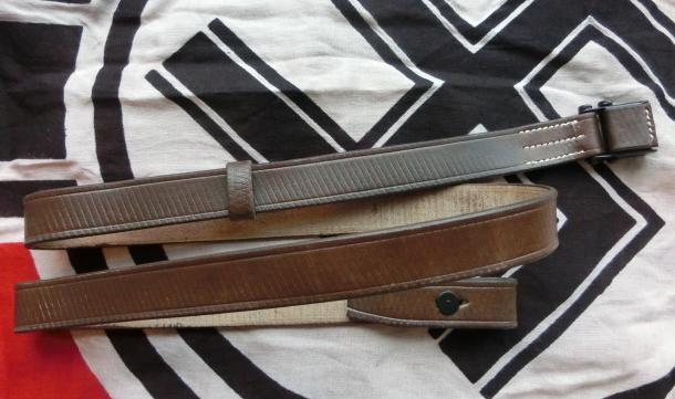 短機関銃スリング