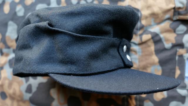 PzM43戦車兵規格帽