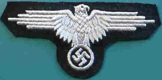 SS兵腕鷲章刺繍型
