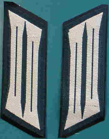 陸軍兵襟章