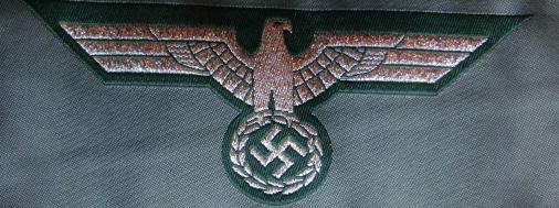 士官陸軍鷲国家章