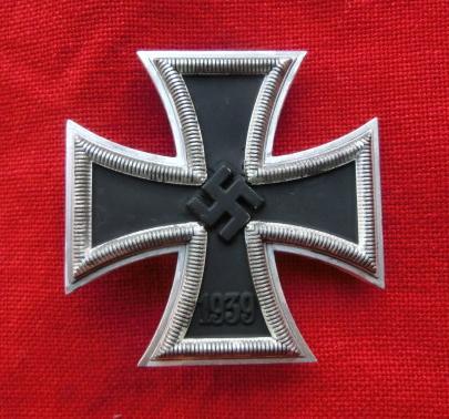 鉄十字章1939バッチ型