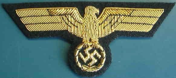 将軍金鷲国家章