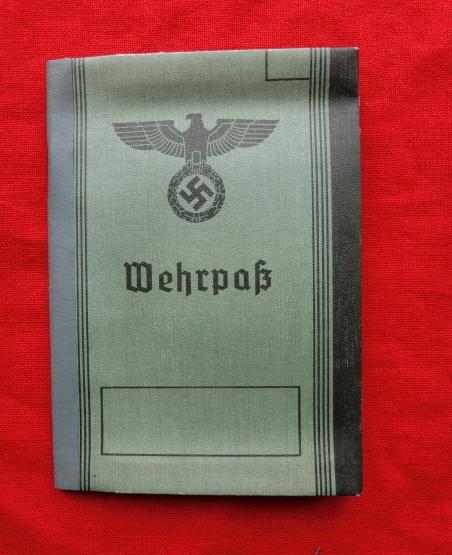 ヴェアパス軍隊手帳