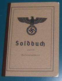 ドイツ軍ゾルトヴーフ手帳