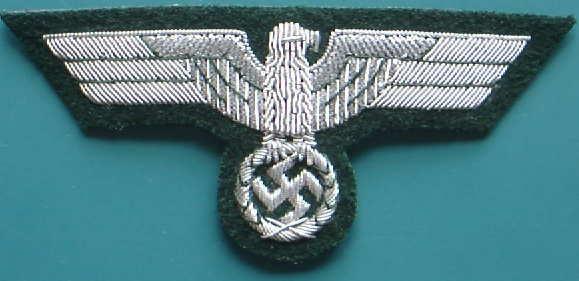 陸軍鷲将校用