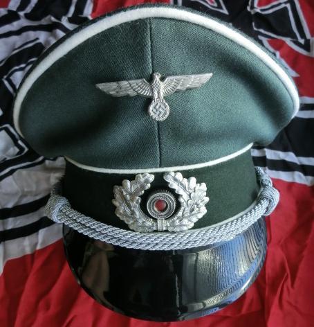 陸軍将校制帽