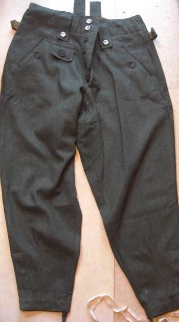 43野戦ズボン