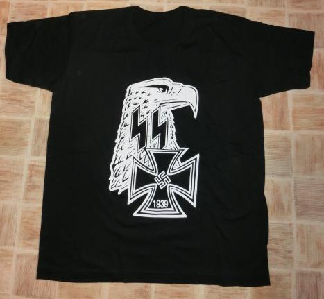 アドラー鉄十字Tシャツ