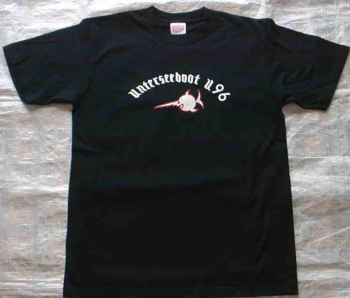 Uボート96Tシャツ