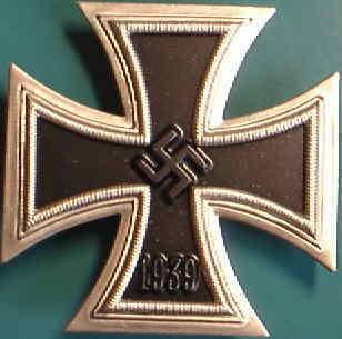 1939 鉄十字章1級