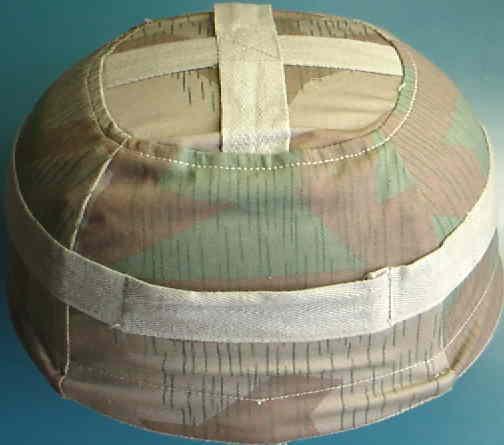 空挺ヘル迷彩カバー