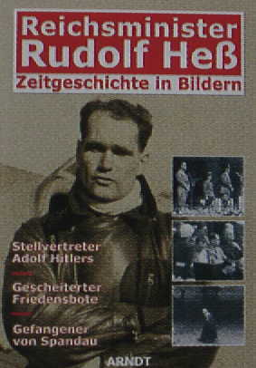 ルドルフヘス写真集 書籍