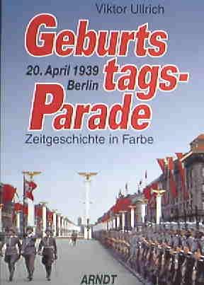 1939.4.20ヒトラー50生誕パレード書籍