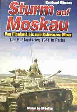 1941東部戦線1Moskau写真集