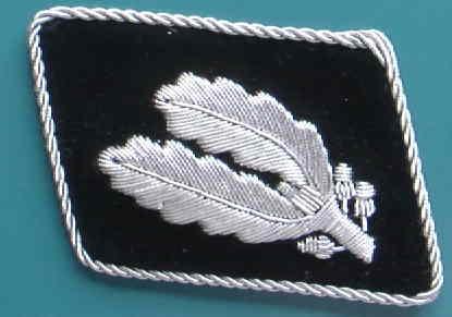 SS准将襟章 初期