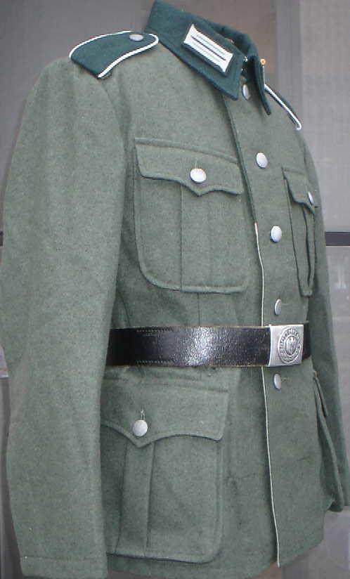 M36野戦服(陸軍歩兵肩章廉価版つき緑台)