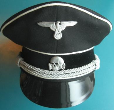 アルゲマイネSS将校制帽