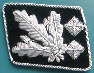 SS大将後期襟章