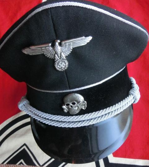 将官アルゲマイネSS制帽