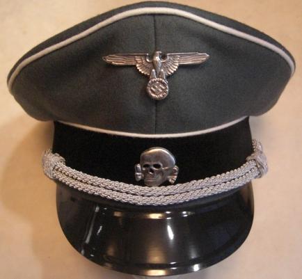 SS親衛隊将校制帽FG色