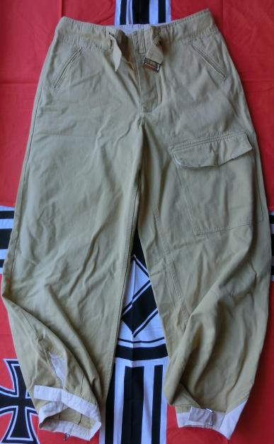 新Lw熱帯ズボン