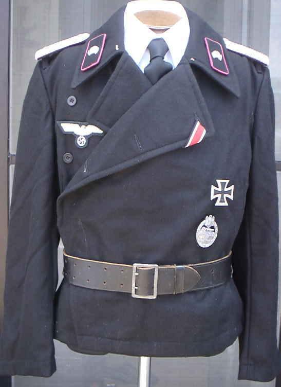 陸軍戦車服Pz