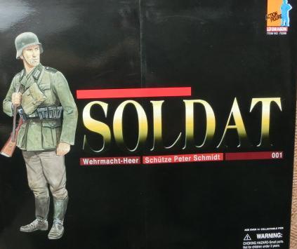 SOLDATドイツ兵