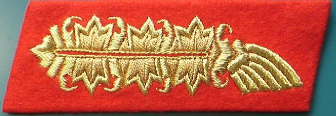 陸軍元帥襟章
