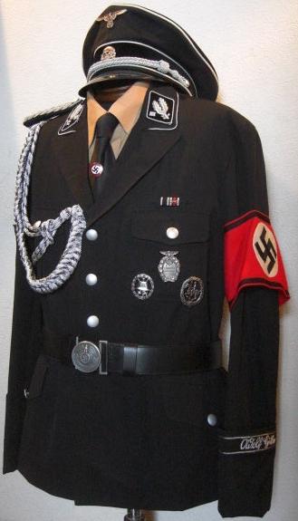 SS黒服DXタイプ