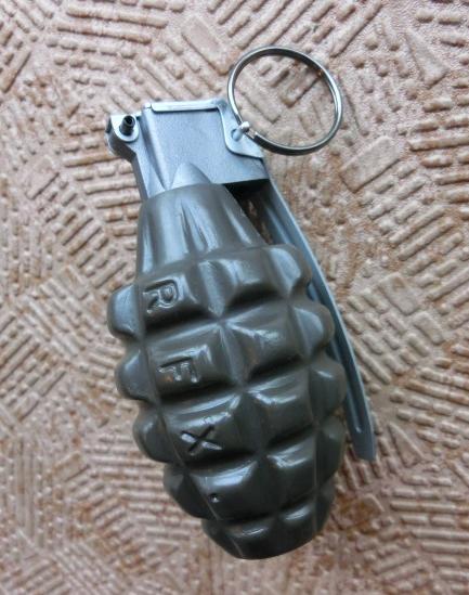 MK2手榴弾