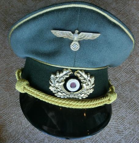 陸軍将官制帽
