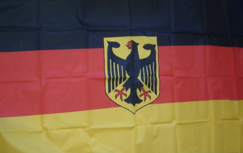 鷲ドイツ国旗