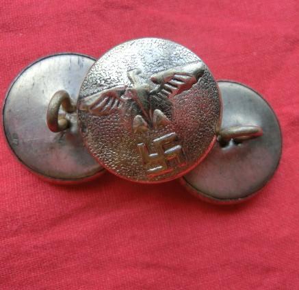 NSDAP党金ボタン