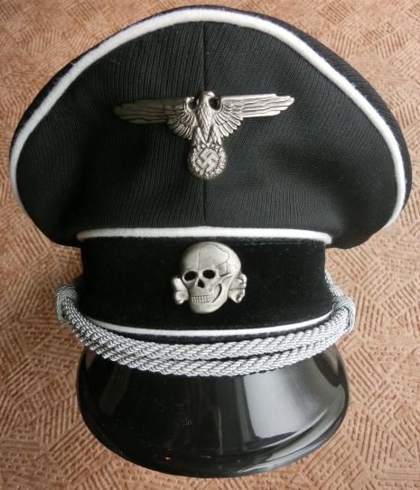 ASS親衛隊士官制帽 特価版