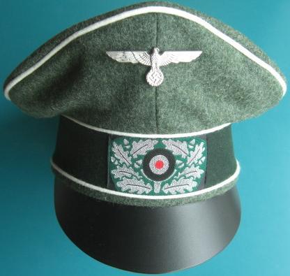 陸軍クラッシュキャップ