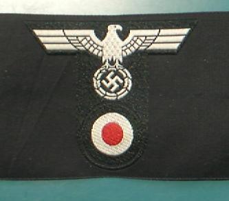 陸軍Pz機甲兵T帽章