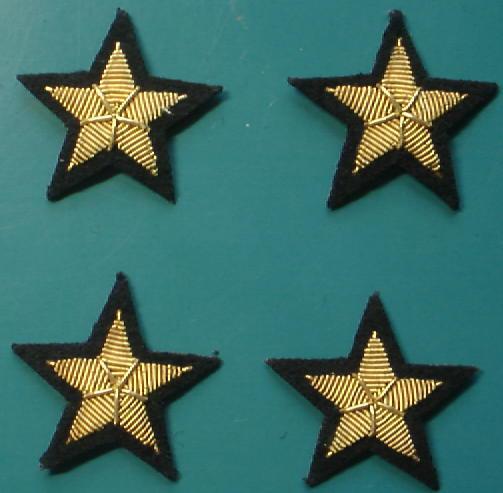 ドイツ海軍袖星