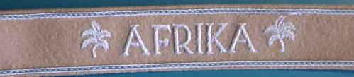 アフリカカフバンド