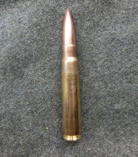 M24柄つき手榴弾 全木製