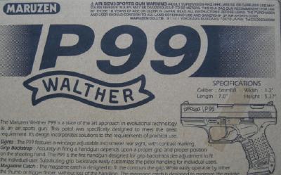 ワルサーP99