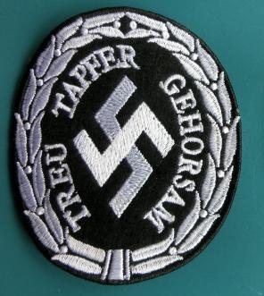 オスト補助警察腕章
