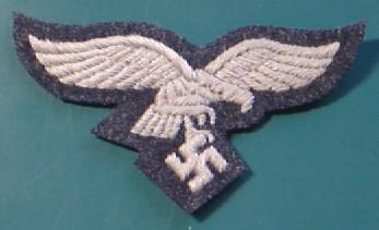 空軍鷲帽章 兵
