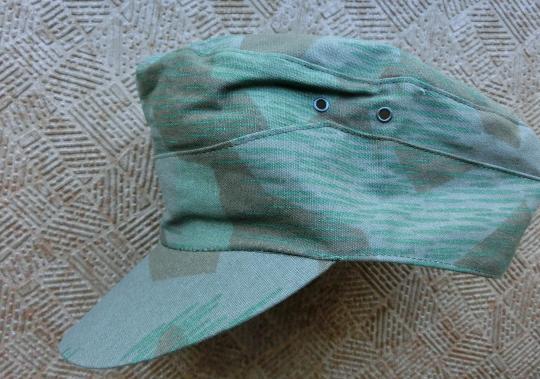 スプリンター迷彩規格帽