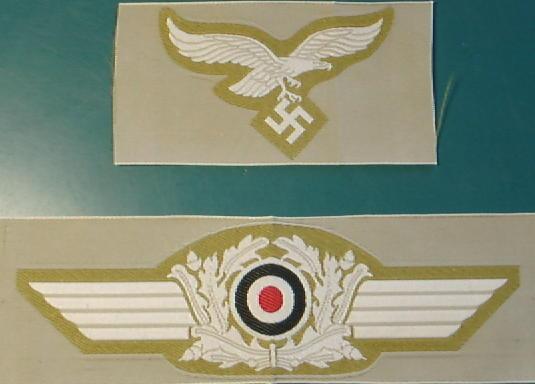 マイヤー空軍帽章