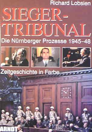 ニュルンベルグ裁判写真集