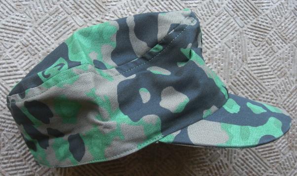B迷彩戦闘帽Wss